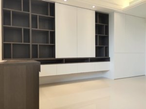 室內設計風格系統櫃:磐儀室內設計案例1
