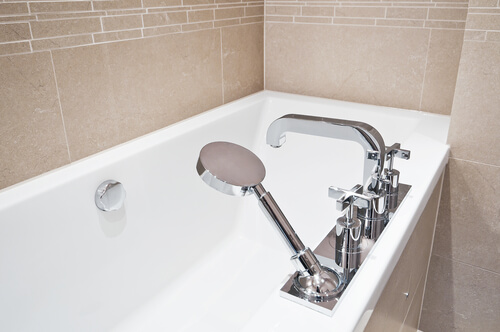 浴缸美容和浴缸翻新diy