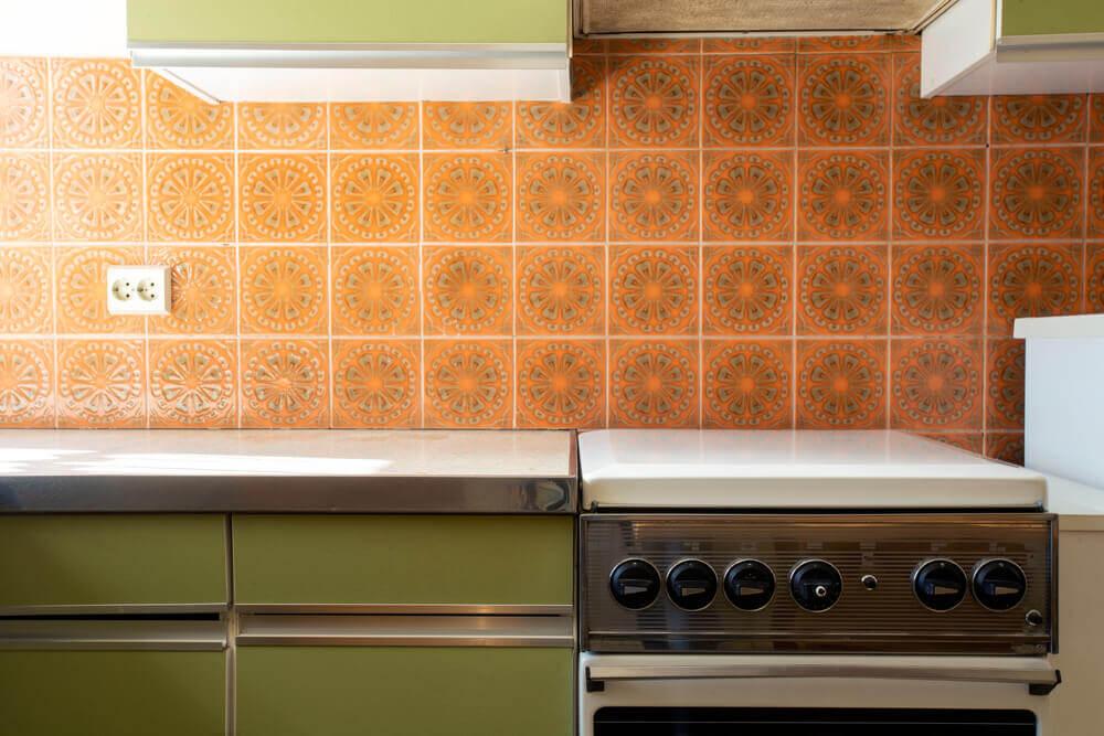 2021室內設計趨勢:復古花磚