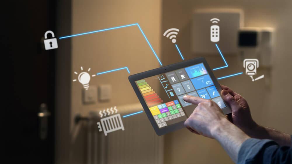2021室內設計趨勢:智能家電