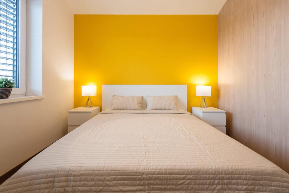 2021室內設計趨勢:鮮明主色彩