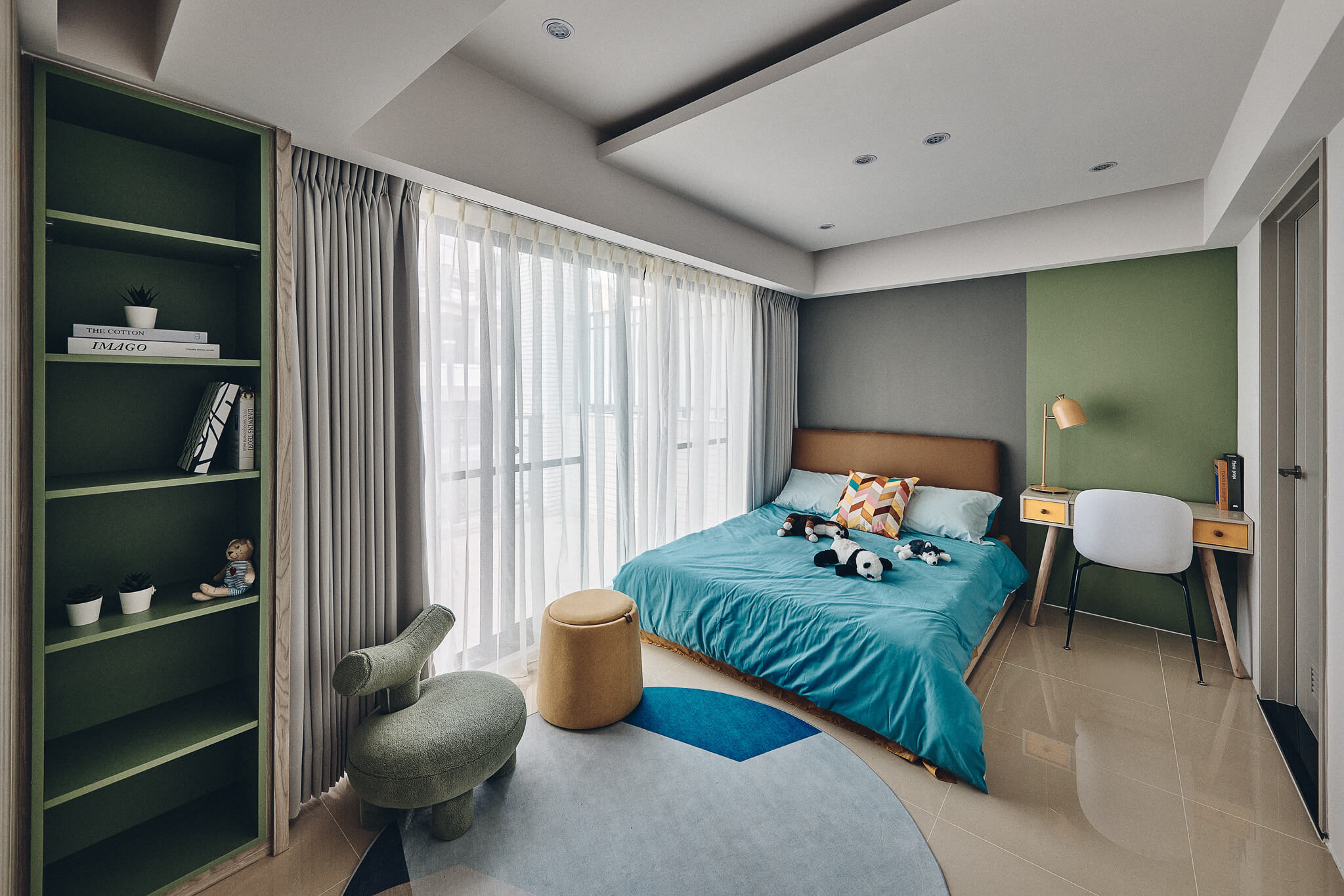 室內設計風格-輕奢風
