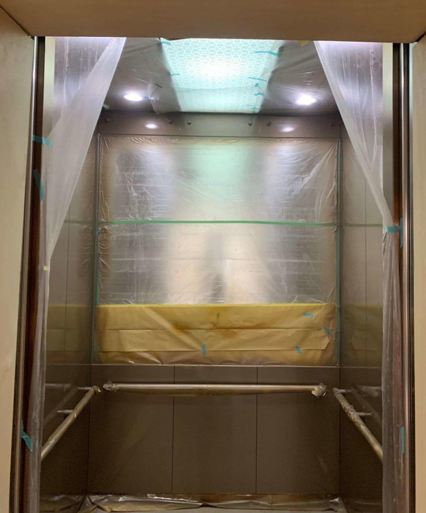 電梯修補美容